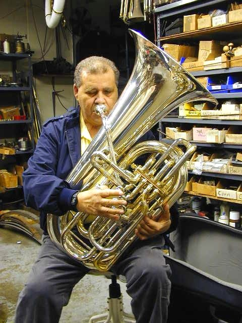 """Music Article """"Tuba: The bass of the brass"""" by Constance ..."""